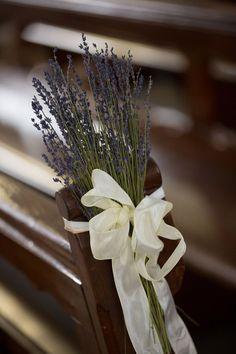 Wedding Decor: 20 of the Prettiest Pew Ends | weddingsonline
