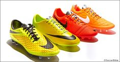 Nike new boot launch pack
