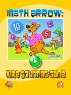 Innovative math app for kids math arrow