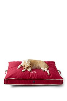 Rectangular Dog Bed Cover