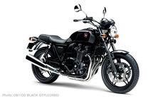 CB1100 Black Style