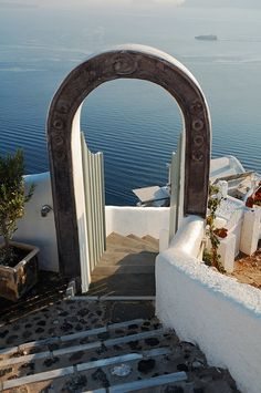 Gates of Skiatos, Greece
