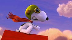 Carlitos y Snoopy, la pelicula de peanuts