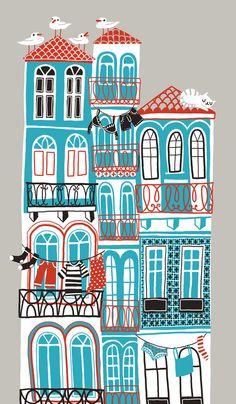 Carolina Buzio illustration