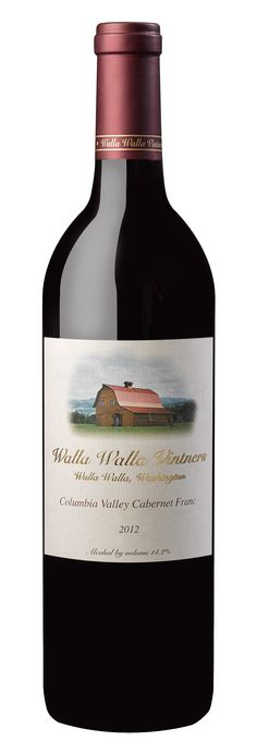2012 Columbia Valley Cabernet Franc from Walla Walla Vintners - Best in Show, 2014 Walla Walla Valley Wine Competition.