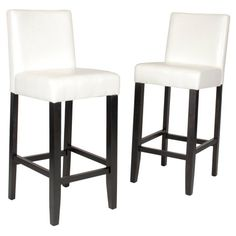 Roundhill Furniture Roundhill Citylight Bar Height Barstool Set of Multiple Colors Available White Dining Room Chairs, Farmhouse Table Chairs, Upholstered Dining Chairs, Cabinet Furniture, White Furniture, Bar Furniture, Office Furniture, Sofa And Loveseat Set, Chair And Ottoman