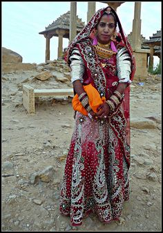 Faces of India - Jaisalmer, Rajasthan