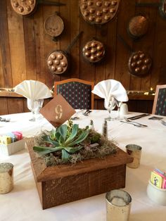 A beautiful centerpiece gives a natural feel to a recent wedding in Timbers, one of the wedding venues at the Heritage Resort and Conference Center, Southbury, CT