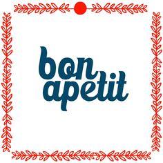"""bon a petit"" kitchen printable | www.therefurbishedlife.com"