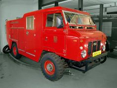 """1969 """"Army Fire Service"""" Landrover 110  Forward Control series IIB"""