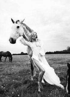 Sienna Miller by Simon Emmett, 2009