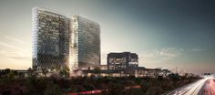 New Main EPO :: Henning Larsen Architects