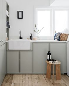 25 new ideas for farmhouse laundry room paint Kitchen Interior, Room Design, Interior, Home Decor, House Interior, Home Kitchens, Interior Design, Bathroom Decor, Living Room Designs