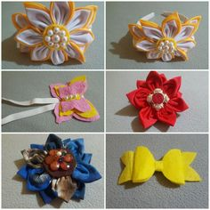 Band, Tableware, Fabric Flowers, Step By Step, Creativity, Sash, Dinnerware, Tablewares, Dishes