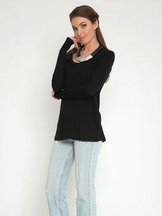 Μπλούζα με στρογγυλή λαιμόκοψη - 7,99 € - http://www.ilovesales.gr/shop/blouza-me-strongyli-lemokopsi-10/ Περισσότερα http://www.ilovesales.gr/shop/blouza-me-strongyli-lemokopsi-10/