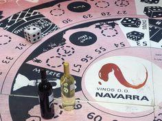 Juego de la Oca Vino Navarra