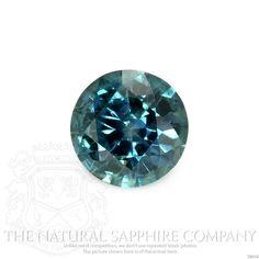 Natural Greenish Blue Sapphire U6016