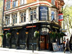 The Bloomsbury Tavern | From Draopsnai