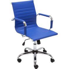 Stupendous 31 Best Blue Leather Desk Chair Images Desk Chair Chair Dailytribune Chair Design For Home Dailytribuneorg