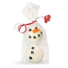 DIY Snowman Bath Fiz   Rebecca's Soap Delicatessen - Pinterest   Bloglovin'