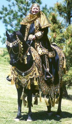 Arabian costume