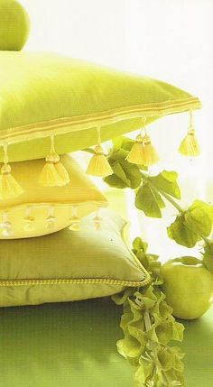 Meadowlark and Lime. Olive Green Color, Green Colors, Colours, Chartreuse Decor, Lime Punch, Aesthetic Colors, Mellow Yellow, Pantone Color, Shades Of Green