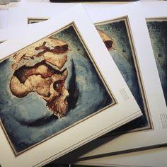 Paleocraneo  Museo de Altamira #museodealtamira #paleocraneo #fernandovicente Atlas, Imagines, Polaroid Film, Impressionism, Museums, Paper Envelopes