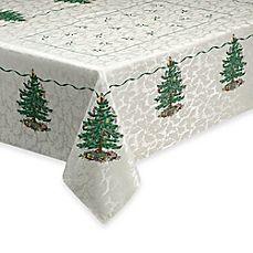 image of Spode® Christmas Tree Tablecloth