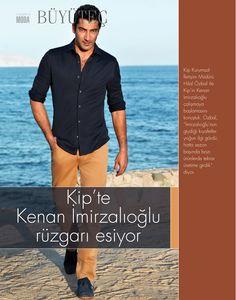 KİP Marka Elçisi Kenan İmirzalıoğlu'nun markamız özelinde basında çıkan haberlerini sizlerle de paylaşmak istedik.