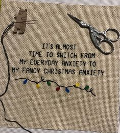 Funny christmas quotes and sayings lol xmas Ideas Christmas Quotes, Christmas Cross, Christmas Humor, Cross Stitching, Cross Stitch Embroidery, Cross Stitch Patterns, Funny Embroidery, Naughty Cross Stitch, Snitches Get Stitches