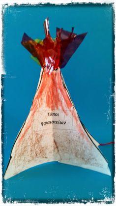 παιχνιδοκαμώματα στου νηπ/γειου τα δρώμενα: τύποι ηφαιστείων σε 3D .... εκτυπώσιμο !!!