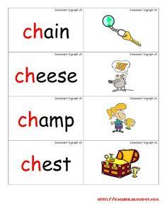 19 Best ch worksheet images | Ch words, Kindergarten ...