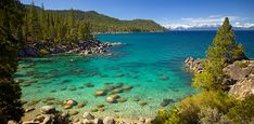 Emerald Cove Lake Tahoe