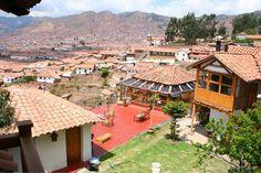 The beautiful Casa del Campo, San Blas, Cuzco, Peru