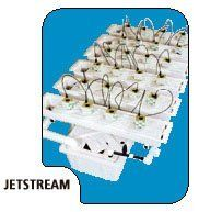 6 Tray Jetstream by Botanicare. $1831.20. 6 Tray Jetstream. Another quality gardening product from Hydrofarm!. Have Questions about this product, or other Grow Supplies?. Backed by 100% manufacturer's warranty.. Contact Flora Hydroponics today!. The JETSTREAM is the most versatile system on the market, designedto grow tomatoes, cucumbers, peppers, herbs and flower crops.Anypreferred grow substrate can be utilized with the JETSTREAM includingRockwool, coir fiber, R...