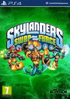 Skylanders Swap Force Sony PlaySation - www. Skylanders Swap Force, Games For Playstation 4, Borderlands, Creepers, Video Games, Ps4 Video, Uae, Nuthatches, Videogames