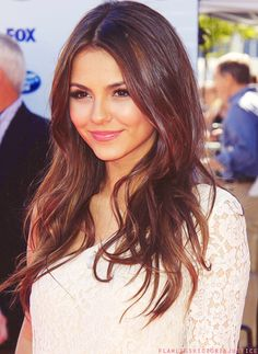 Victoria Justice - Is an American actress, singer, songwriter and dancer. She is of English, Irish and Puerto Rican ancestry.