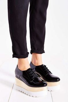 Jeffrey Campbell Berliner Oxford - Urban Outfitters