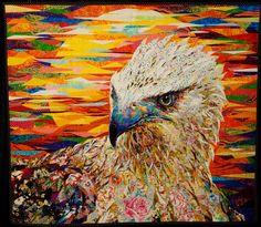 """""""Formosan Eagle"""" by Danny Amazonas"""