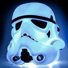 Stormtrooper lamp <3
