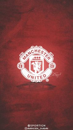 Manchester United Wallpaper, Manchester United Team, Imagination Art, Man United, Cool Posters, The Unit, Beautiful Wallpaper, Football, Picts