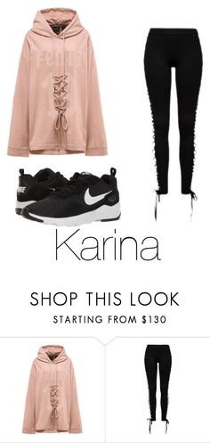 """""""Untitled #85"""" by halissiaelviracra on Polyvore featuring NIKE"""