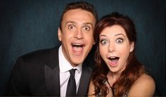 Marshall and Lily How I Met Your Mother Marshall And Lily, How Met Your Mother, Lily Wallpaper, Ted Mosby, Yellow Umbrella, Himym, In A Nutshell, Photo Booth, Believe