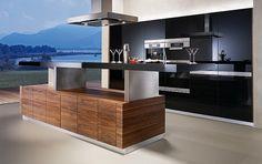 decoration  Modern luxe granit puits de votre cuisine