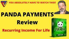 Panda payments review & HUGE bonus bundle Make Money Online, How To Make Money, Income Streams, Affiliate Marketing, Internet Marketing, Online Business, Panda, Teaching, Online Marketing