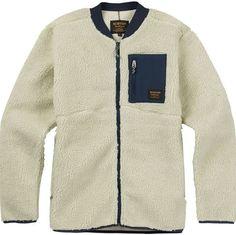 Burton Grove Full-Zip Fleece Jacket