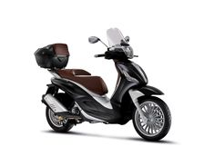 Scooters Piaggio Beverly MY 10 300 ie**