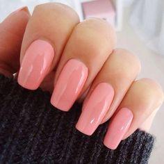 Beautiful Pink Nail Polish