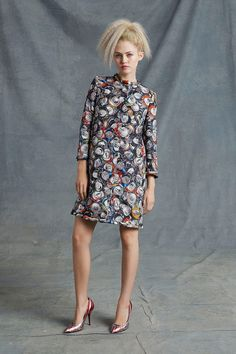 Moschino Resort 2015 Collection on Style.com: Runway Review