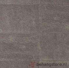 Arte Antiaris behang 98002 - steen en beton d.grijs - Arte Antiaris - Arte (behang) - Behang - Behangstore